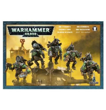 Games Workshop Warhammer 40000 40K Ork Stormboyz 50-13